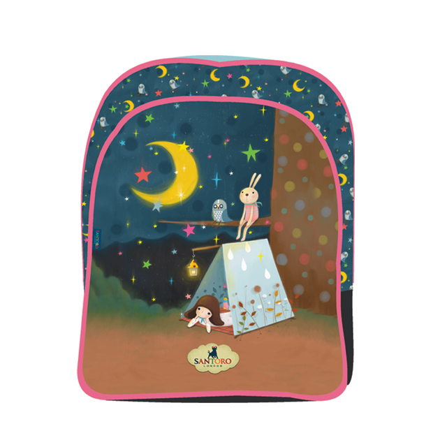 Plec.detský Starry Night