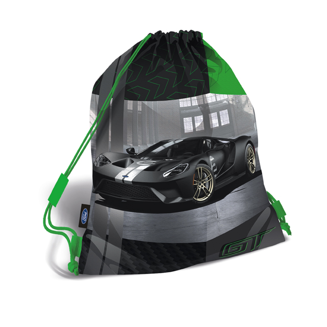 Taška na prez.FORD zelený LZ20