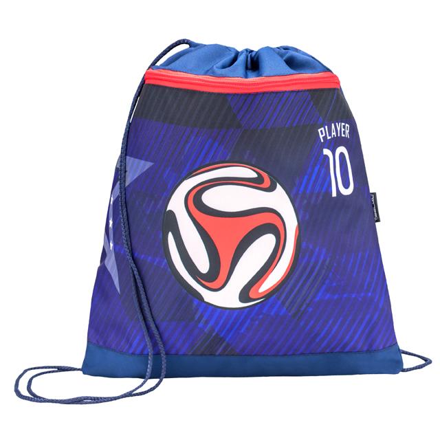 Taška na prezBEL.Red-Blue FOOTBALL