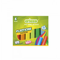 Plastelina 100g6far Cricco
