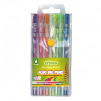 Pero CRICCO fluo/6 gel CR816W6