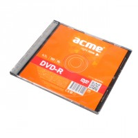 DVD ACME-R slim 4,7GB tenký obal